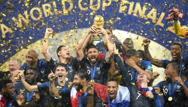 Французы спустя 20 лет вернули себе мировую корону