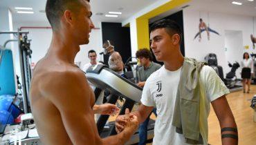 Роналду приступил к тренировкам в составе «Ювентуса»
