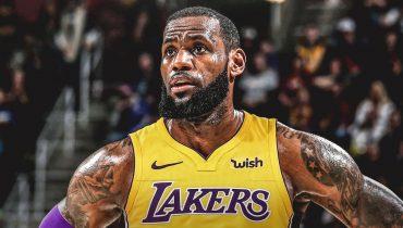 БК «Лига Ставок»: трансфер Леброна Джеймса поднял «Лейкерс» в топ-4 вероятных победителей НБА