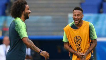 Зидан блокировал трансфер Неймара в «Реал» из-за несовместимости с Марсело