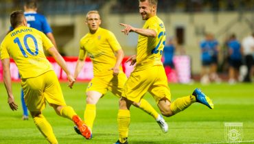 «Уфа» сразится с «Домжале» в квалификации Лиги Европы