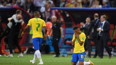 Кафу: «Неймар сыграл ниже своего уровня, бразильцы в нем разочаровались»