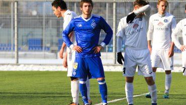 Футболиста сборной Украины U-19 раскритиковали за празднование гола в стиле Дзюбы
