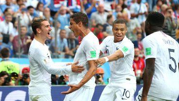 БК «Марафон»: чемпионами мира 2018 года станут французы