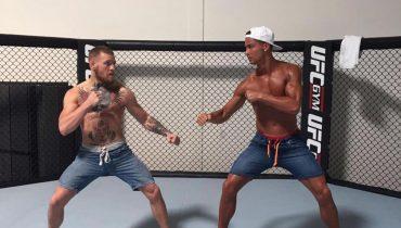 Роналду: «Люблю UFC и пинг-понг. Я в нём хорош»