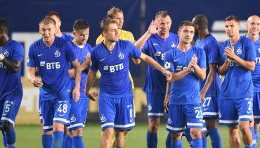 «Динамо» выиграло впервые в сезоне, разгромив «Уфу»