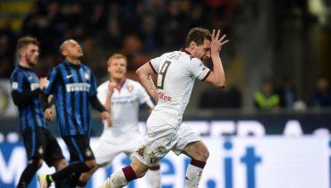 «Интер» упустил преимущество в два мяча в игре с «Торино»
