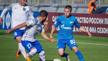 «Сочи» в гостях покуражился над «Зенитом-2», петербуржцы проиграли пять матчей подряд в ФНЛ