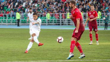 «Зенит» вновь выиграл в РПЛ. На этот раз пострадала «Уфа»