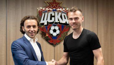 Акинфеев про новый контракт с ЦСКА: «Футбол приносит мне удовольствие, иначе я уже бы закончил»