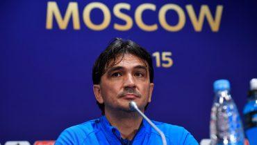 Далич остаётся тренером хорватской сборной