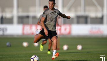 БК «Тенниси»: Роналду станет лучшим бомбардиром Серии А и забьёт «Реалу» в ЛЧ