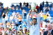 Джокович — первый теннисист в истории, завоевавший титулы всех турниров «Мастерс»