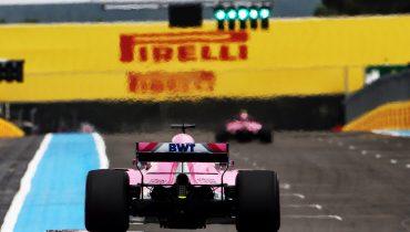«Форс Индию» лишили всех очков в «Формуле-1» за смену названия