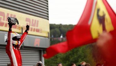 Феттель — триумфатор Гран-при Бельгии, Сироткин финишировал 12-м