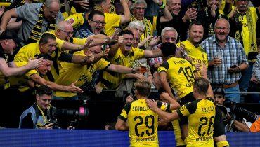 Дортмундская «Боруссия» начала сезон в Бундеслиге с разгрома «РБ Лейпцига»