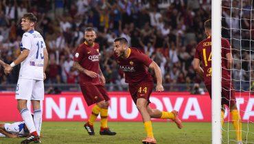 «Рома» и «Аталанта» выдали триллер в Риме, Ригони оформил дубль