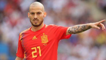 Сильва вслед за Пике и Иньестой покинул сборную Испании