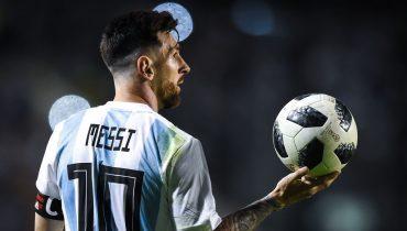 Месси взял перерыв в играх за сборную Аргентины