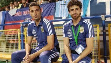 Дуэт Скалони и Аймара поработает на ближайших матчах сборной Аргентины