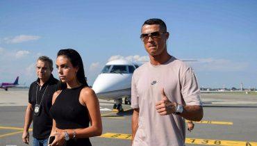 Семья Роналду щегольнула формой «Ювентуса»