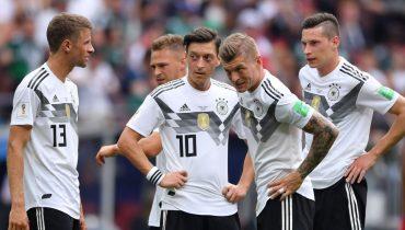 Журналисты нашли очередную причину провала сборной Германии на ЧМ-2018