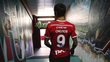 БК «Лига Ставок»: Смолов забьёт за «Локо» в августе, сделает хет-трик в сезоне и завоюет трофей