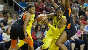 БК «Марафон»: чемпионом WNBA-2018 станет «Сиэтл Сторм»