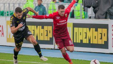 Беспощадный график — прогноз на матч третьего тура РПЛ «Уфа» — «Краснодар»