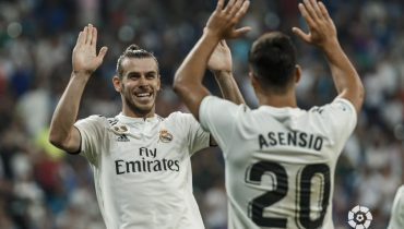 «Реал» начал новый сезон Примеры с триумфа над «Хетафе»
