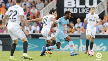 «Валенсия» и «Атлетико» начали новый сезон в Примере с ничьей