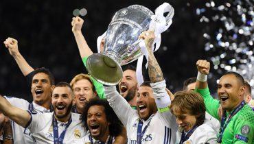 УЕФА собирается провести финал Лиги чемпионов в США