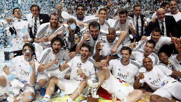 БК «Марафон»: чемпионом Испании по баскетболу станет мадридский «Реал»