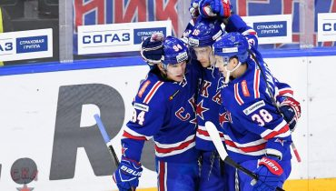 «Сибирь» проиграла 11-й матч подряд в регулярном чемпионате КХЛ