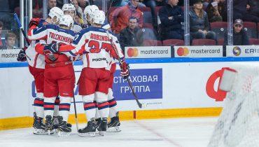 ЦСКА увёз победу из Магнитогорска