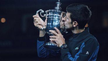 Джокович — трёхкратный победитель US Open