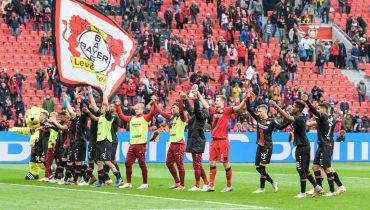 «Байер» впервые выиграл в новом сезоне Бундеслиги