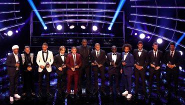 В символической сборной ФИФА не нашлось места Неймару, Салаху и Гризманну