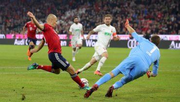 «Бавария» впервые потеряла очки в новом сезоне Бундеслиги