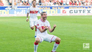 «Фрайбург» и «Штутгарт» разошлись миром, забив шесть голов на двоих
