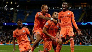 «Манчестер Сити» неожиданно слился «Лиону»