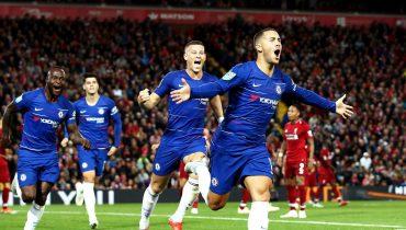 «Челси» выкинул «Ливерпуль» из Кубка Лиги