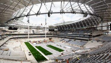 Строители нового стадиона «Тоттенхэма» пили на работе и нюхали кокаин