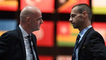 Чеферин: «УЕФА не перенесёт финал Лиги чемпионов на другой континент»