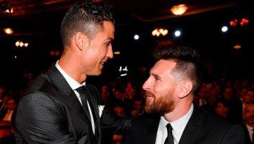Шукер: «Месси и Роналду проигнорировали церемонию в Лондоне. Это признак неуважения к остальным футболистам»