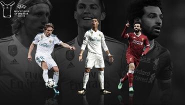В ФИФА назвали топ-3 футболистов мира. «Барса» и «Атлетико» негодуют
