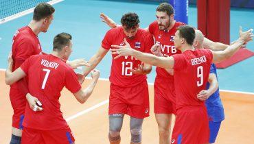 Российские волейболисты с победы стартовали на ЧМ-2018 в Италии и Болгарии