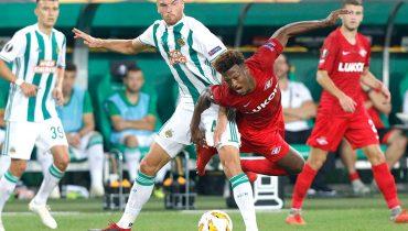 «Спартак» дебютировал в группе Лиги Европы с поражения в Австрии