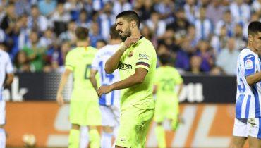 «Барселона» слила аутсайдеру Примеры за две минуты