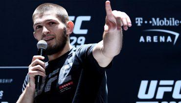 Нурмагомедов — главе UFC: «Разбил бы твою машину, если бы мне не отдали пояс»